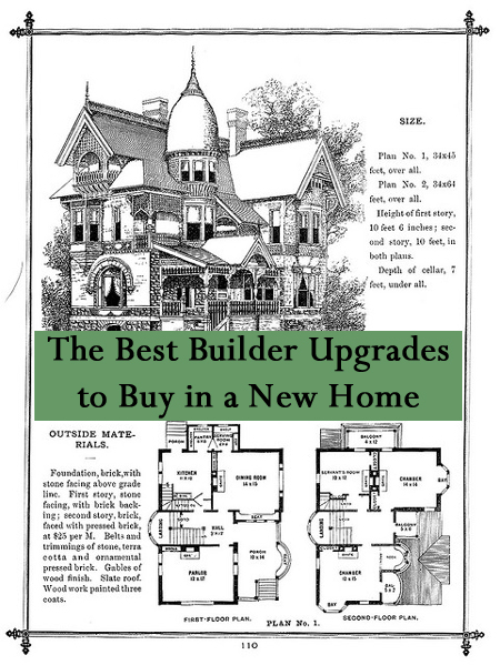 Thes Best Builder Upgrades to Buy with a New House